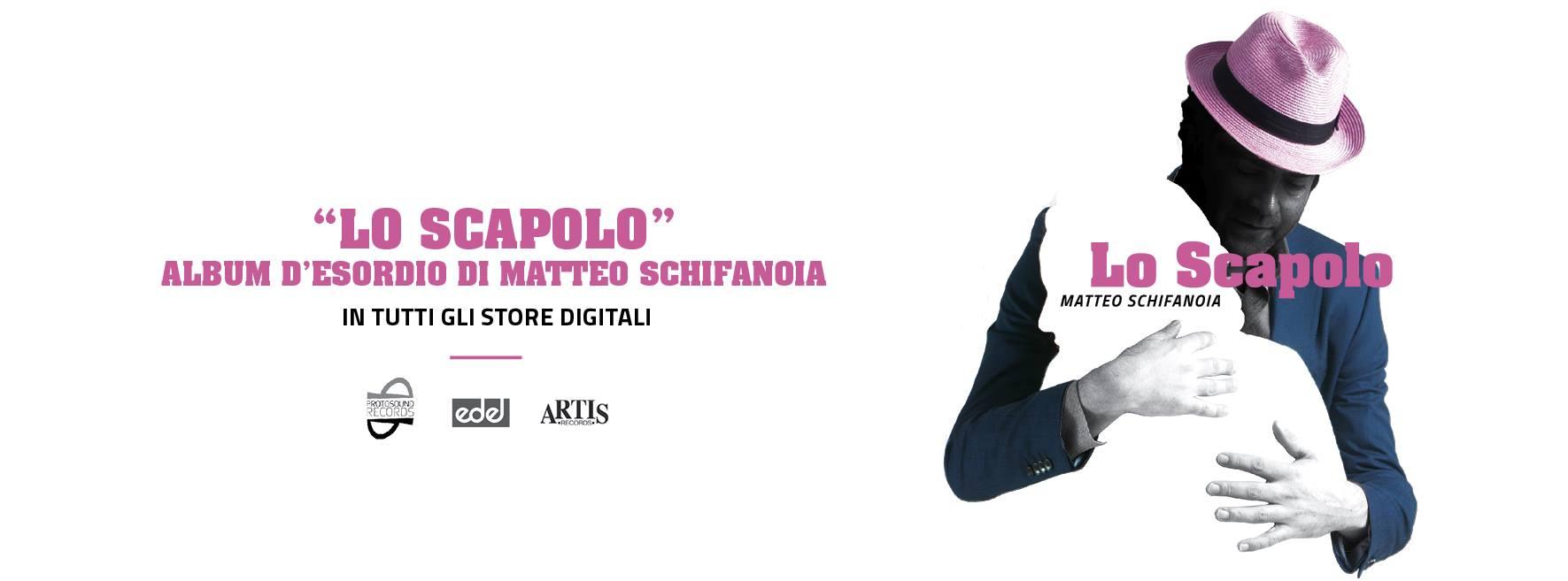 Lo Scapolo - il nuovo album